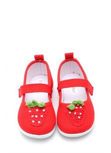 First Step Keten Çocuk Ayakkabı--F-490 Renkli